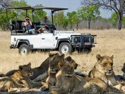 Kafue 6 Days Mobile Safari banner